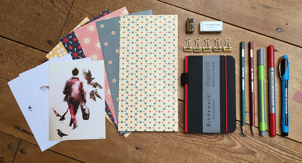 Made in Germany stationery collection