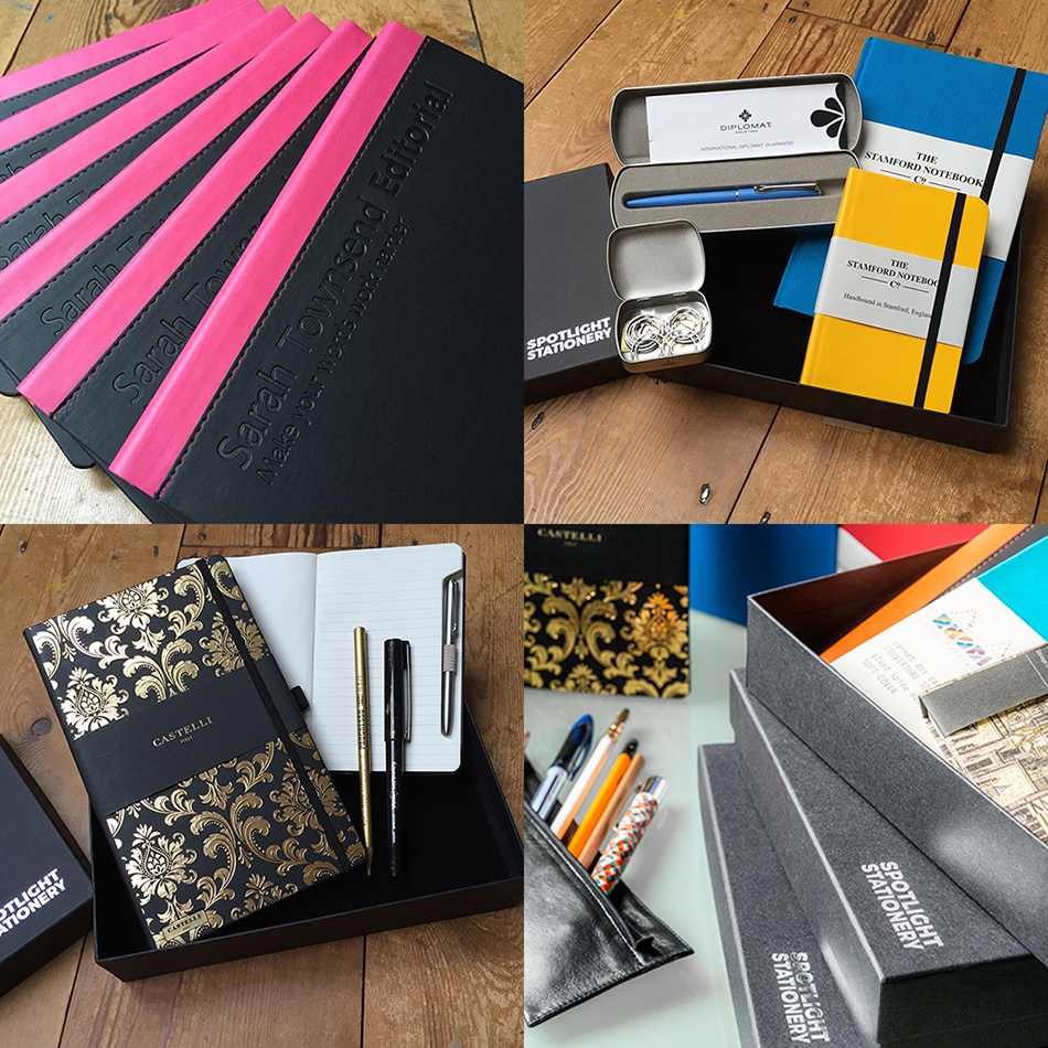 Corporate gift stationery
