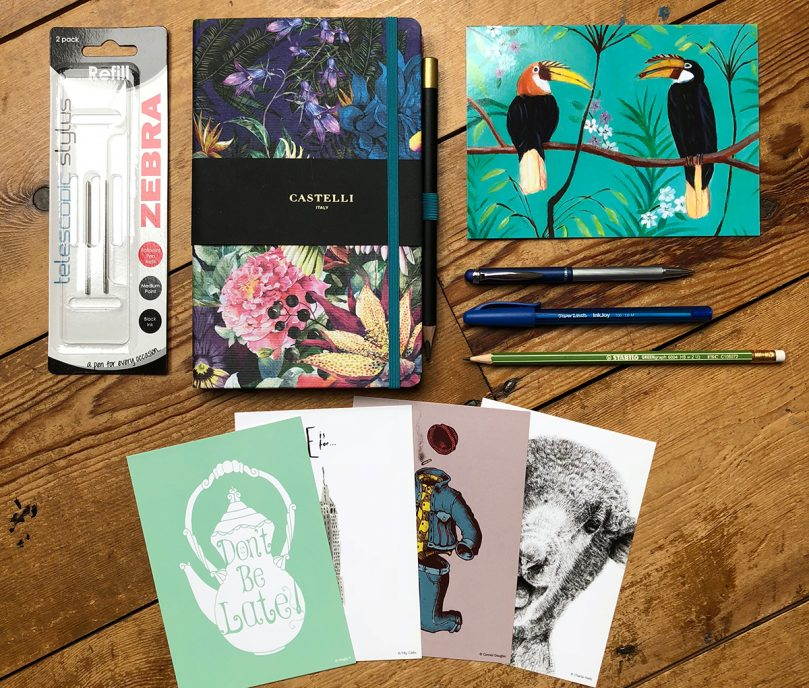 Eden stationery collection - Spotlight Stationery
